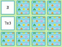 table de multiplication de 6
