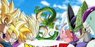 coloriage dragon ball z
