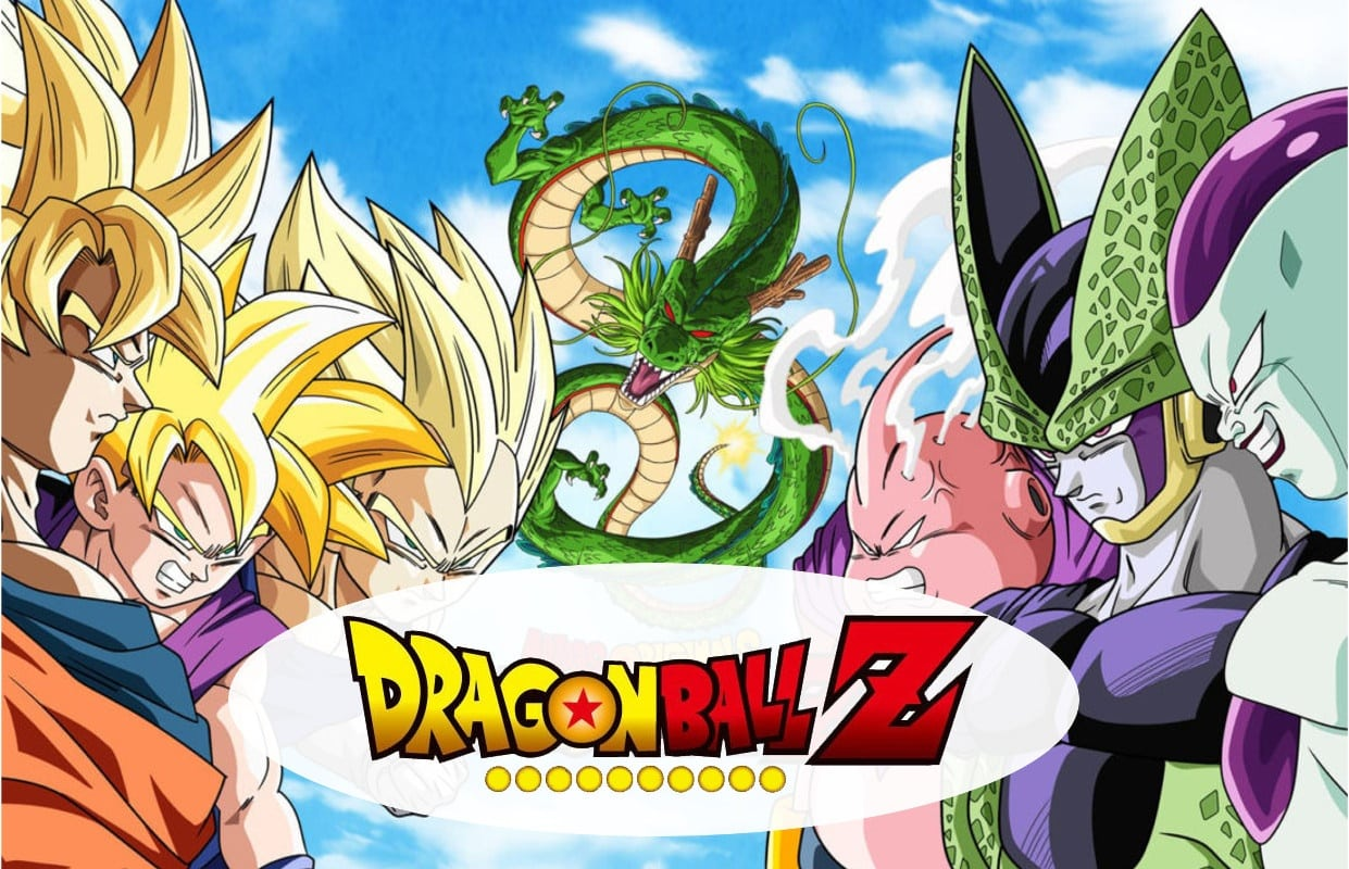 coloriage-dragon-ball-z