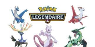 coloriage pokemon legendaire