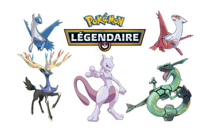 coloriage pokemon legendaire
