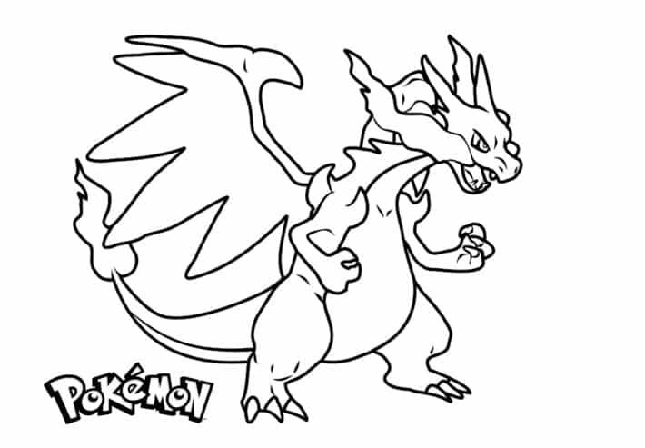 Coloriage Pokemon Legendaire Gratuit 20 Dessins A Imprimer En 1 Clic