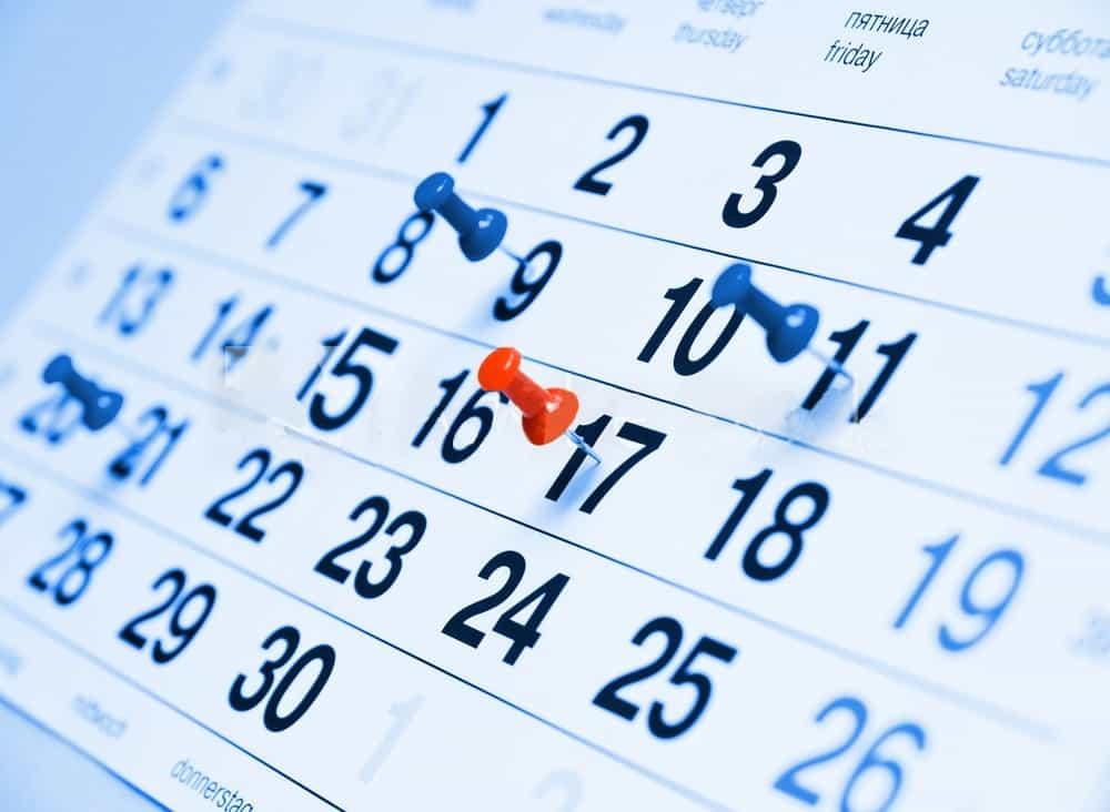 dates du brevet 2020