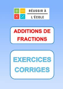 addition de fraction