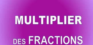 multiplier des fractions