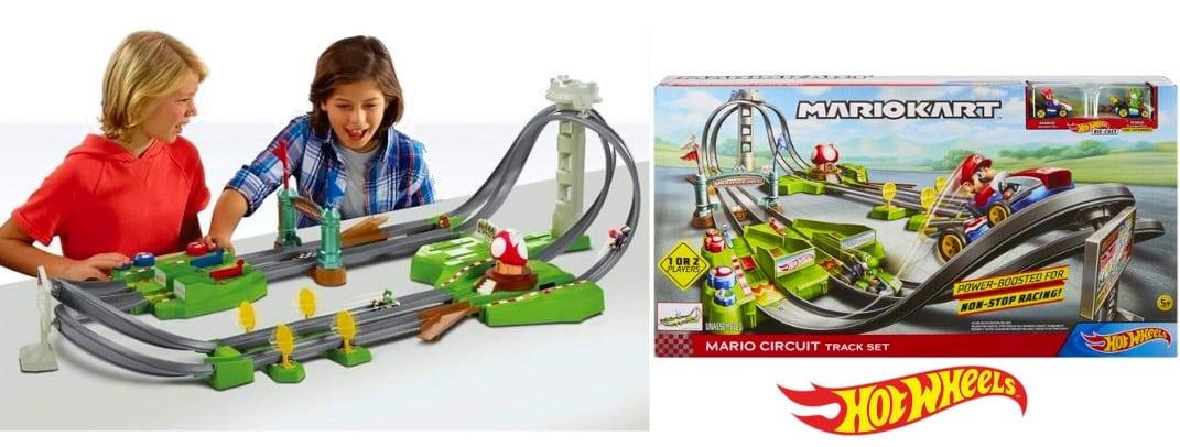 circuit voiture electrique Circuit hot wheels