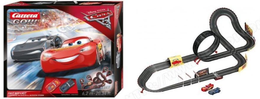 circuit Cars 3 circuit Carrera