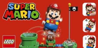 Jeu LEGO SUPER MARIO
