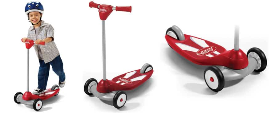 trottinette enfant 3 ans Radio Flyer