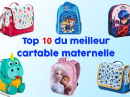 cartable maternelle