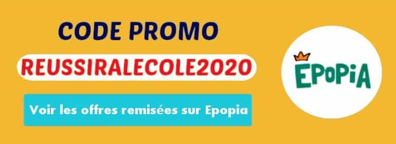 code promo epopia