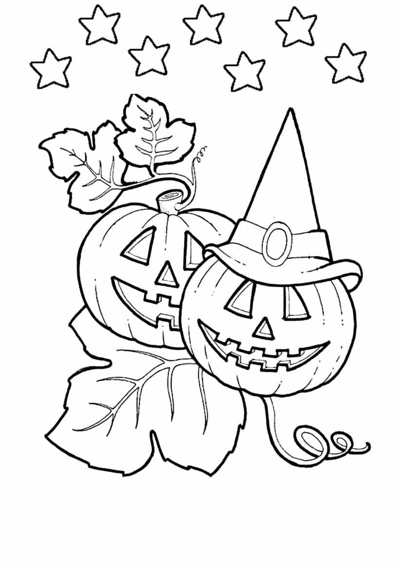 Coloriage Halloween 15 Images A Imprimer Gratuitement