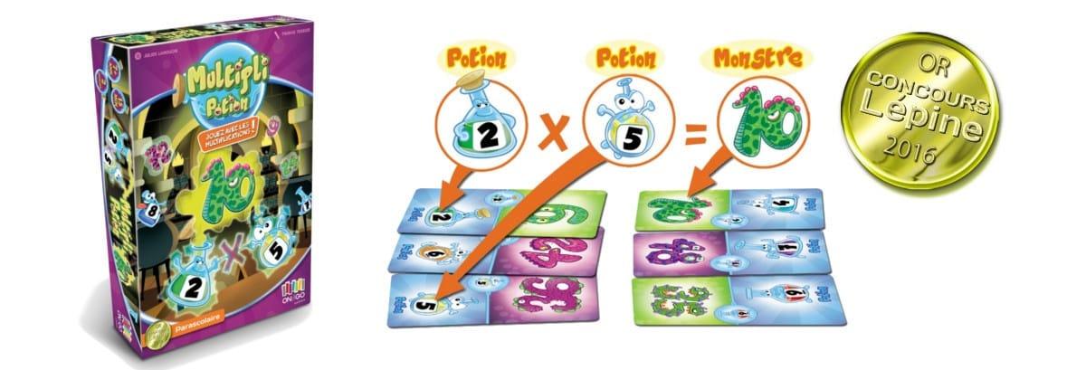 jeux pour apprendre les tables de multiplication 3