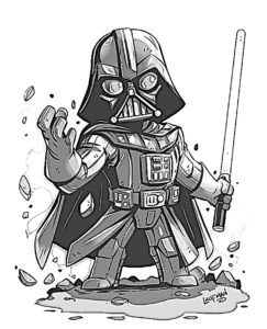 Dessin Star Wars