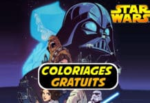coloriage star wars