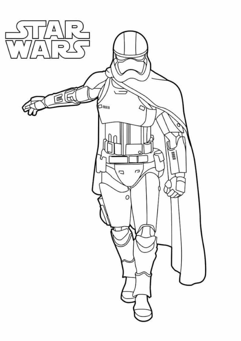 Coloriage Star Wars 20 Images A Imprimer Gratuitement