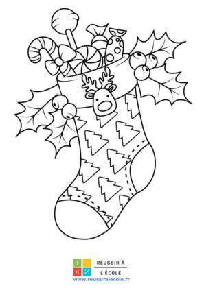 dessin de noel