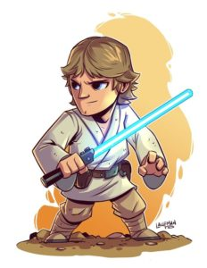 Dessin Star Wars facile