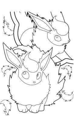 dessin de pokémon