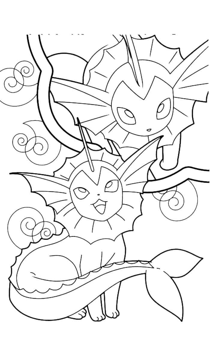 Coloriage Pokemon Gratuit 20 Images A Imprimer En 1 Clic