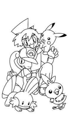 dessin pokémon