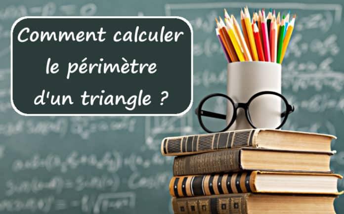 calculer le perimetre du triangle