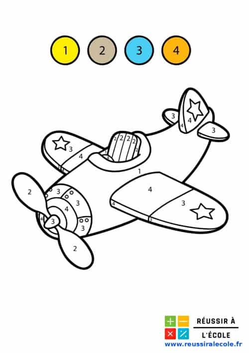 Coloriage Magique Cp 20 Dessins A Telecharger Et A Imprimer