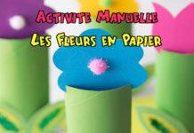 activite manuelle printemps