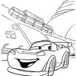 coloriage à imprimer cars