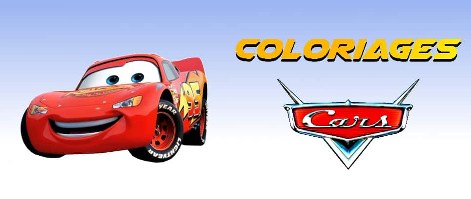 coloriage cars