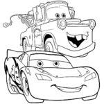 dessin cars disney