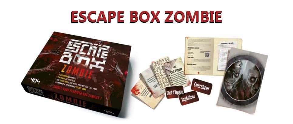escape game maison zombie