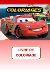 livre de coloriage cars a imprimer