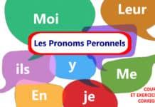 pronom personnel