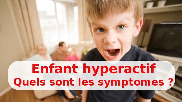 enfant hyperactif 2 ans