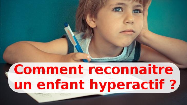 enfant hyperactif symptome