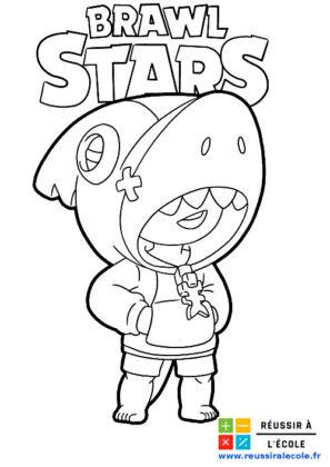coloriage brawl stars