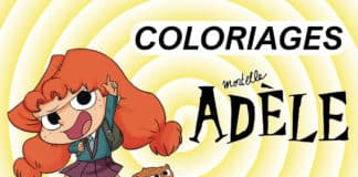 coloriage mortelle adele