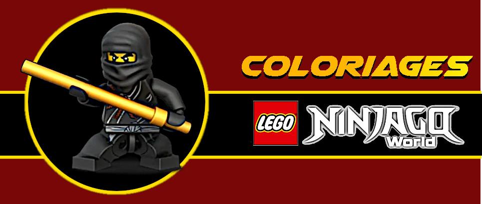 coloriage ninjago cole
