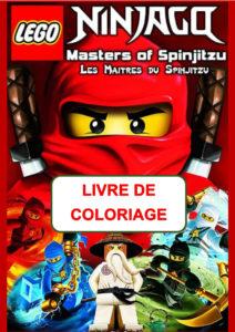 coloriage ninjago pdf