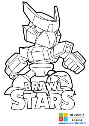 dessin brawl stars
