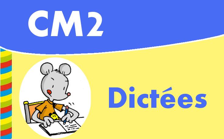 dictée cm2
