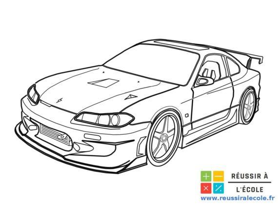 voiture dessin