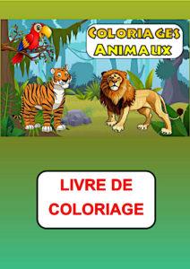 coloriage animaux pdf
