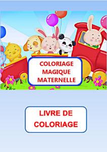 coloriage magique maternelle pdf