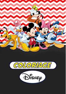 coloriage mickey