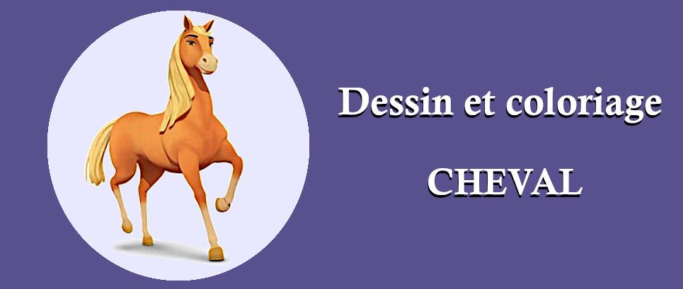 cheval palomino