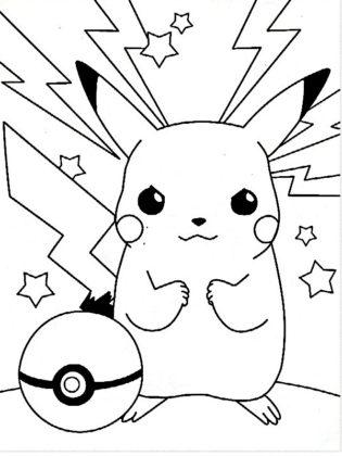 coloriages pokemon