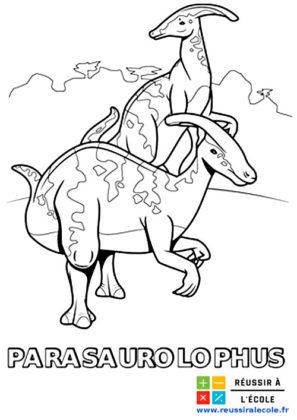 dessin dinosaure