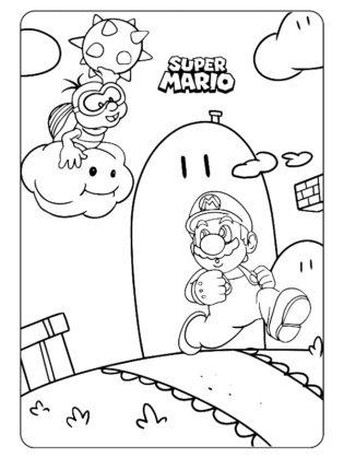 dessin jeux video